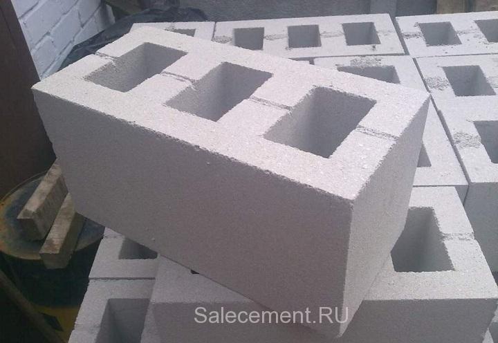 Сколько шлакоблоков получится из мешка цемента