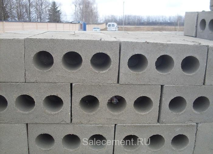 пропорции цемента и песка для пескоблока