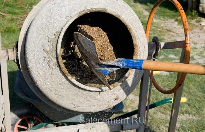Сколько цемента, песка и щебня в 1м3 бетона