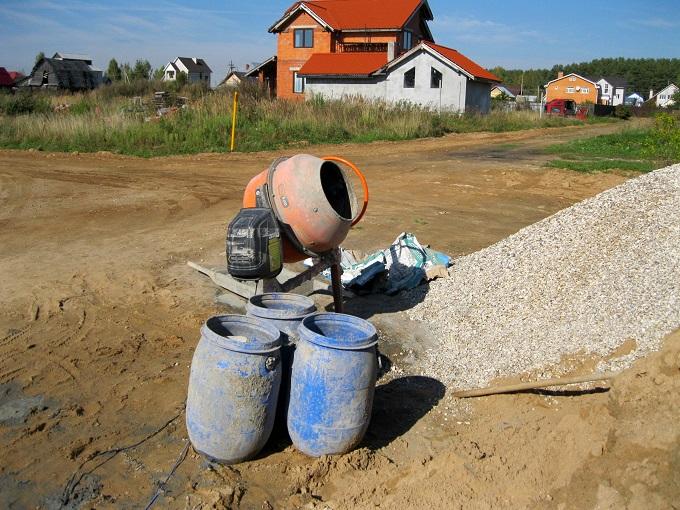 сколько бетона из мешка цемента