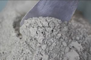 готовый цемент