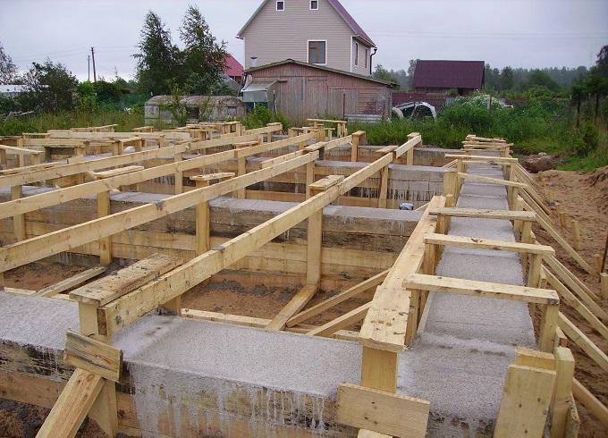 Расчет бетона на фундамент как рассчитать кубатуру какое количество кубов нужно как посчитать объем сколько надо материала