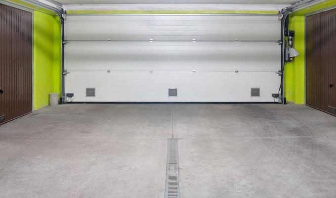 какой пол в гараже сделать