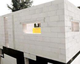 Стоит ли строить дом из газобетона?