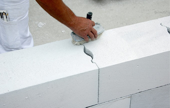 расход цемента на пеноблок