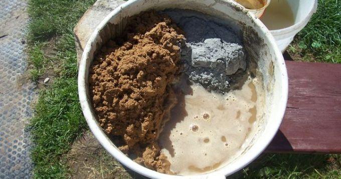 цемент с песком пропорции