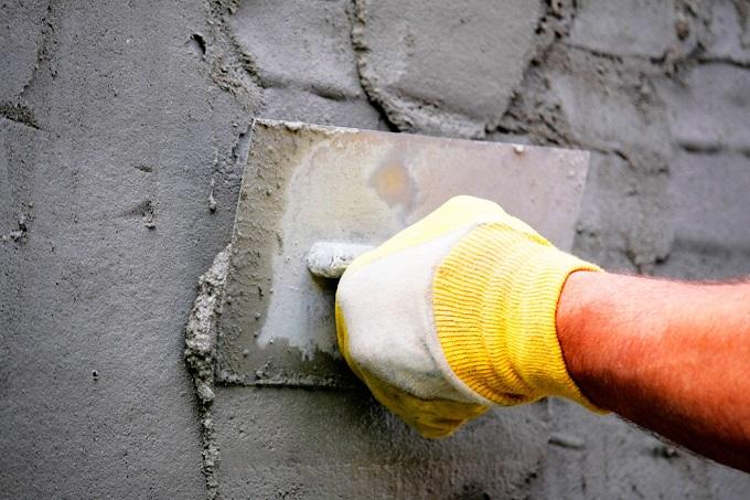 пропорции цемента для штукатурного раствора