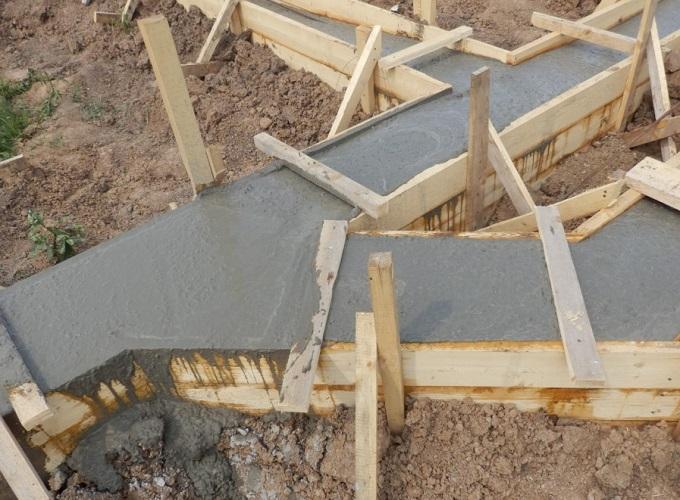марки бетона для фундамента