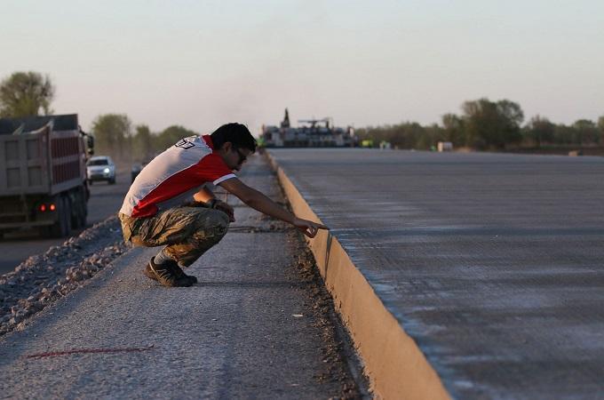бетон для дорог и аэродромов