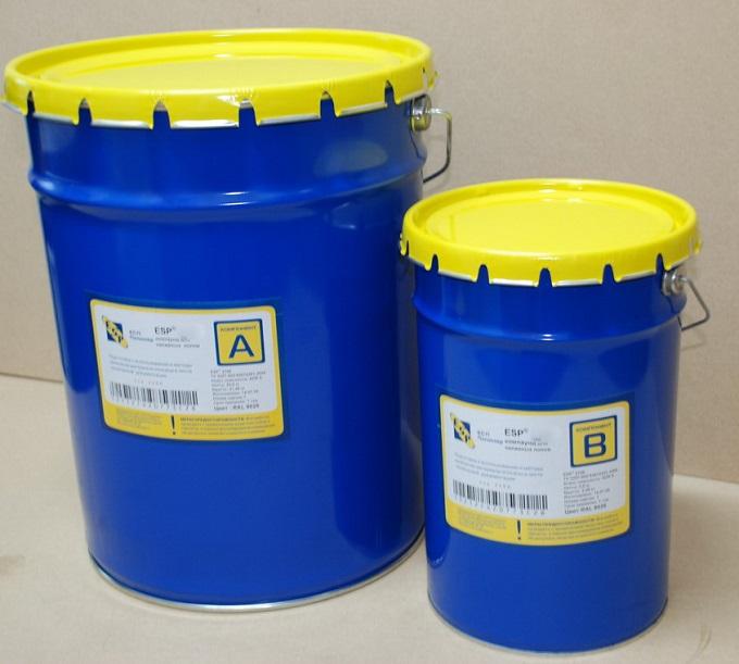 краска для бетонного пола ESP-Полимер
