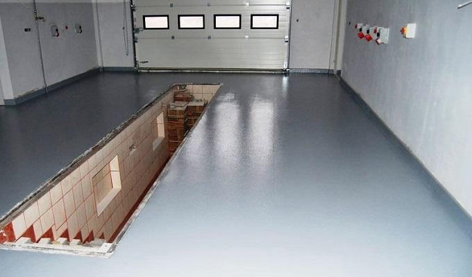 полимерная\ краска по бетону