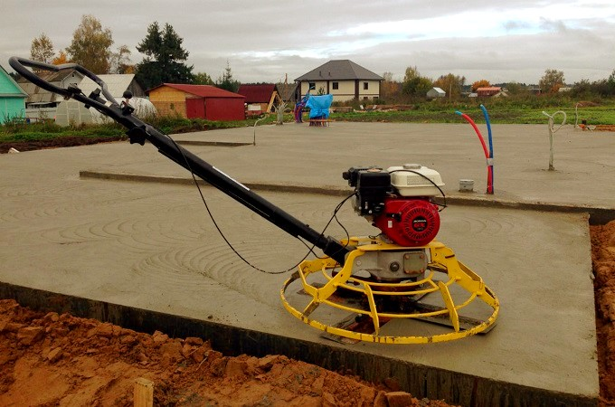 что такое вертолет для бетона