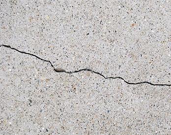 Чем замазать щели в бетоне