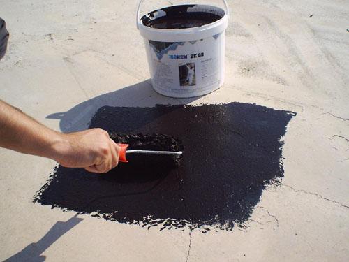 Мастика для гидроизоляции бетона