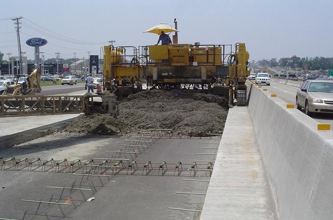 бетон для дорожных покрытий