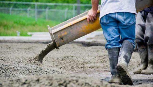 тяжелые заполнители для бетона