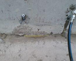 Какие есть методы инъектирования бетона?