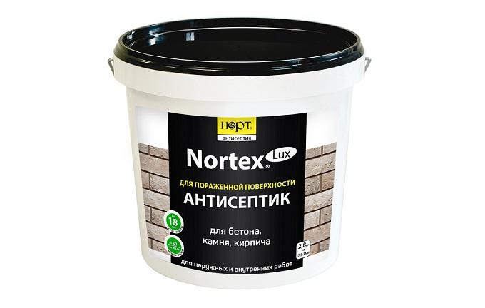 антисептик нортекс для бетона