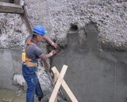 Чем лучше ремонтировать бетон?