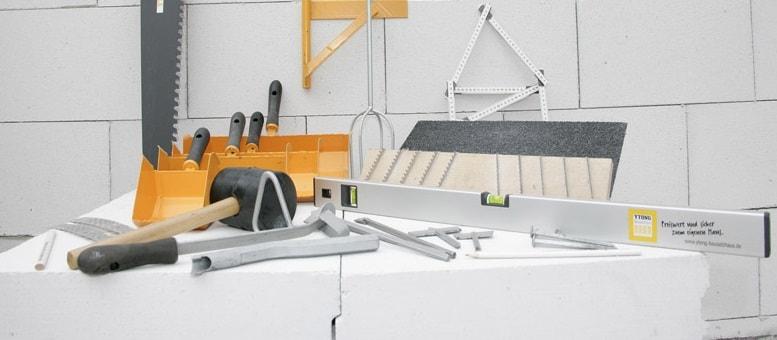 Инструмент для нанесения клея на газобетон