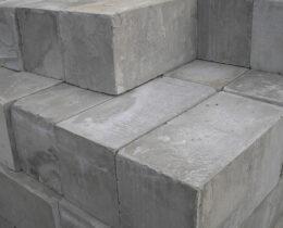 Бетонные блоки — разновидности и применение материала