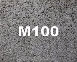 Бетон М100 — характеристики, состав, применение